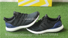 Adidas Ultra Boost Core Black Metallic Gold B27172
