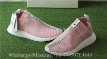 Kith X Naked X Adidas NMD CS2 PK Pink