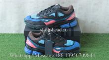 Raf Simons x Adidas Consortium Ozweego 2 Navy Blue