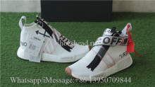 Off White x Adidas NMD City Sock CS1