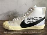 Off-White x Nike Blazer Studio Mid