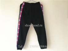 Vetements x Champion Black Track Pants