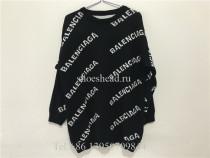 Balenciaga Sweatshirt Black