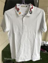 Gucci Polo White Shirt