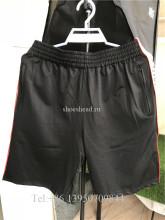 Givenchy Black Shorts