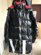 Valentino Moncler Maxi VLTN Quilted Down Coat