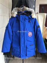 Nobis Canada Goose Blue Down Coat