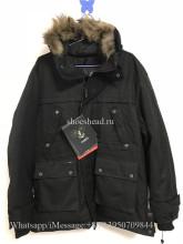 Nobis Canada White Duck Down Jacket Black