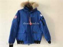 Canada Goose Polar Bears International Chilliwack Bomber Down Jacket