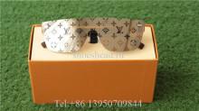 Louis Vuitton Golden Sunglasses
