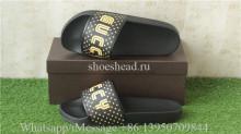 Gucci Guccy Van Canvas Slipper