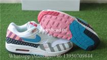Best Quality Parra x Nike Air Max 1 White Pure Platinum