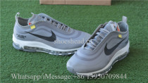 Off-White x Nike Air Max 97 OG V2 Wolf Grey White Menta