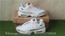 Off White x Nike Air Max 95 OG White