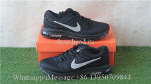Nike Air Max 2017 Flyknit Runner Shoes Black