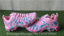 Nike Air VaporMax Plus TN Ultra Pink Blue Camouflage