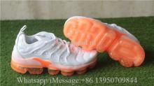 Nike Air VaporMax Plus TN White Orange