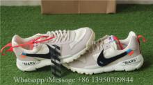 Off White x Tom Sachs x NikeCraft White