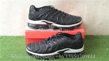 Nike VaporMax Plus Black White