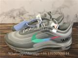Best Version Off-White Nike Air Max 97 Menta