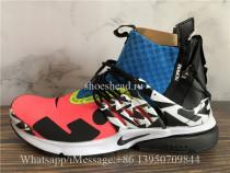 Acronym x Nike Air Presto Mid Racer Pink