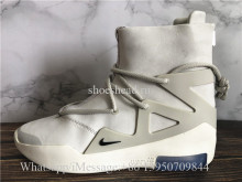 Nike Air Fear Of God 1 White Boots Sneaker