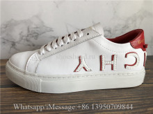Givenchy Urban Street Low Top Leather Sneaker