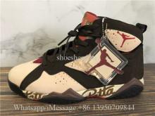 Patta x Air Jordan 7 OG SP Khaki
