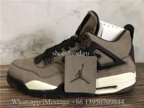 Travis Scott x Nike Air Jordan 4 Dark Grey
