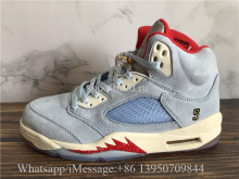 Trophy Room x Air Jordan 5 Retro Ice Blue