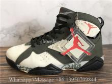 Patta x Nike Air Jordan 7 Retro Icicle