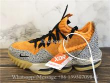Nike LeBron 16 Low AC EP Safari Shoes