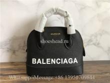 Balenciaga Ville Top Handle XXS Calfskin Bag