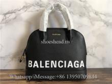 Original Balenciaga Ville Top Handle XXS Calfskin Bag