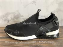 Louis Vuitton Run Away Low Top Sneaker Black