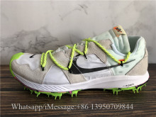 Off White x Nike Zoom Terra Kiger 5 White