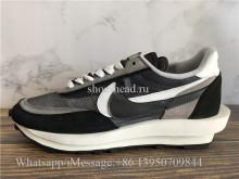 Sacai x Nike LDV Waffle Daybreak Grey Black White