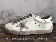 GGDB Golden Goose Super Star Sneaker White