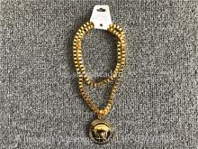 Versace Golden Chain Necklace