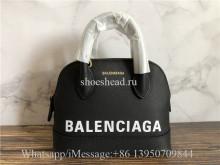 Original Balenciaga Ville Top Handle XXS Calfskin Mini Bag