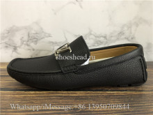 Louis Vuitton Monte Carlo Mocassin Loafer Dress Shoes