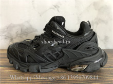 Balenciaga Track 2.0 Trainer Triple Black