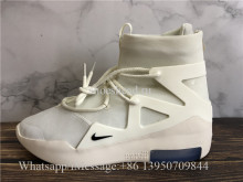 Nike Air Fear Of God 1 Sail Black
