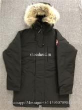 Canada Goose Black Down Jacket