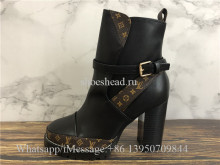Super Quality Louis Vuitton Laureate Platform Desert High Boot