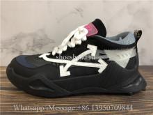 Virgil Abloh Debuts New Off-White ODSY-1000 Sneaker Black