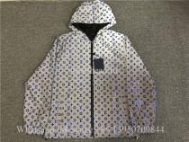Louis Vuitton Fluorescent 3M Reflective Windbreaker Jacket