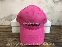 Balenciaga Rose Pink Cap