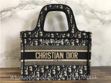 Original Quality Christian Dior Mini Book Tote Handbag