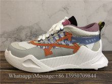 Virgil Abloh Debuts New Off-White ODSY-1000 Sneaker White Blue